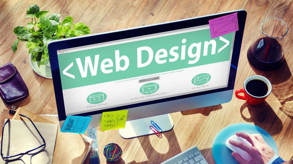 Web Design for Business header