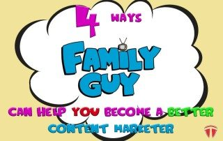 How Family Guy can help your content marketing